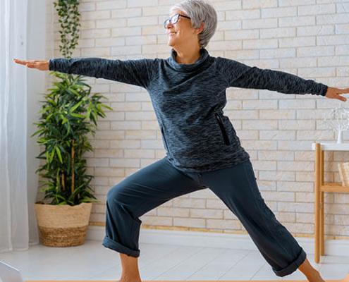 Osteoarthritis treatment options